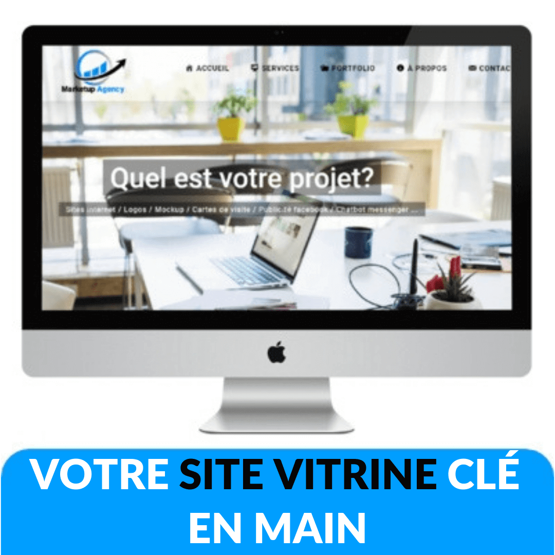 Marketup Agency, une agence marketing de création de sites internet